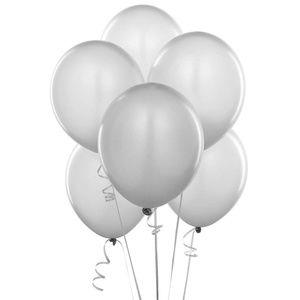 Round 24 Inch Latex Helium Quality Balloons